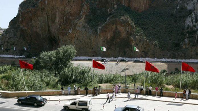 Frontera argelino-marroquí