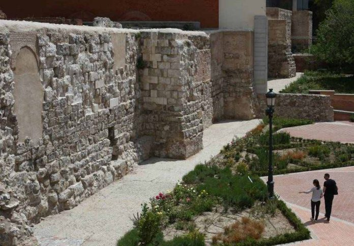 La muralla árabe de Madrid