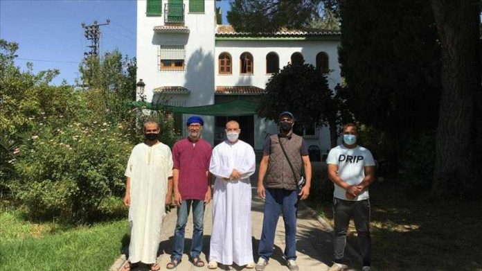 Musulmanes de Granada