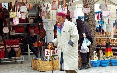 Anciano tunecino