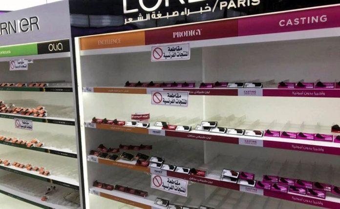 Se extiende el boicot a los productos franceses en los países musulmanes