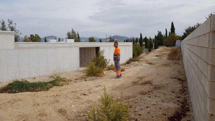 Cementerio musulmán de Lucena