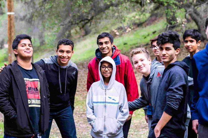 Jóvenes musulmanes