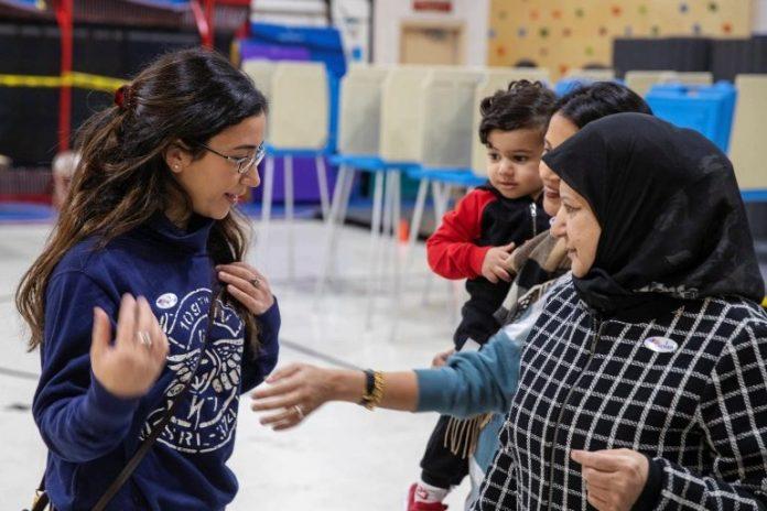 Musulmanas de Dearborn, Michigan