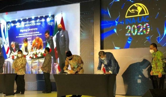 Chile e Indonesia firman un acuerdo de cooperación sobre alimentación halal