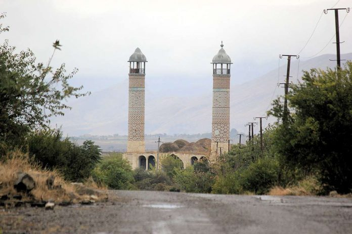 Mezquita de Agdam