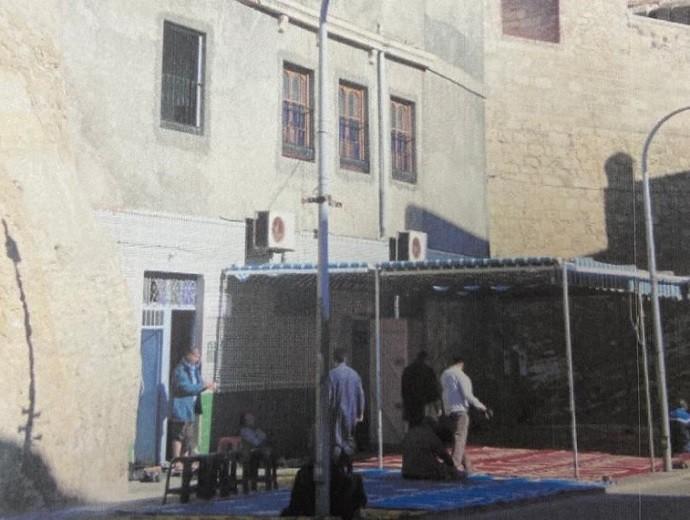Mezquita de Mantelete en Melilla