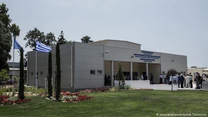 Nueva mezquita de Atenas