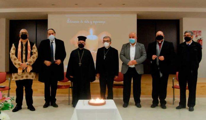 Acto contra la eutanasia en Madrid