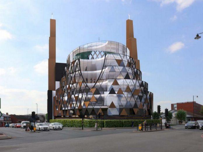Mezquita de Birmingham