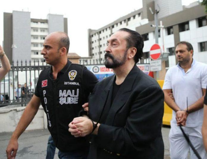 Harun Yahia detenido