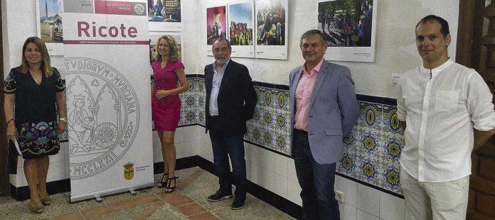 Centro cultural de Ricote (Murcia) alberga la exposición «Trazos del Islam»