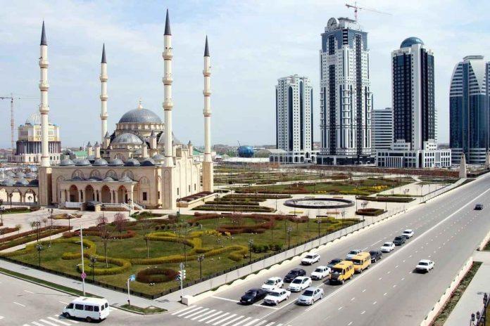 Mezquita Akhmad Kadyrov