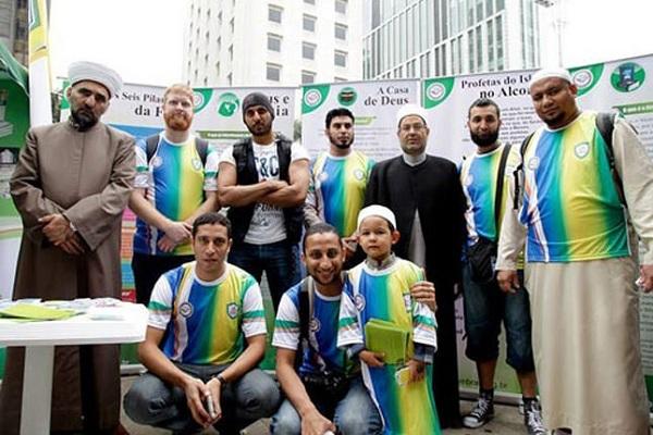 Musulmanes brasileños