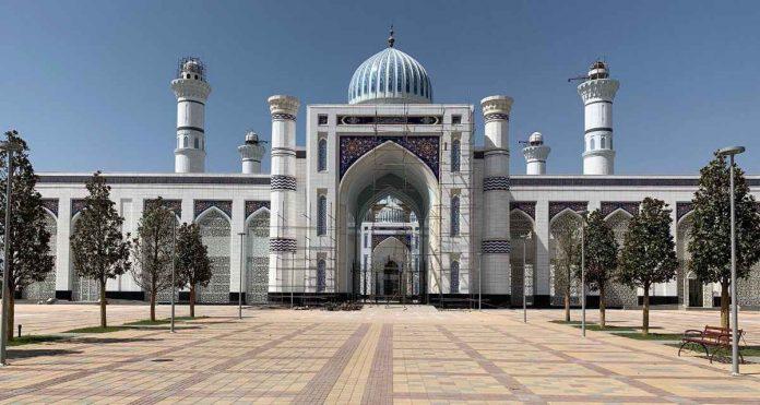 Gran mezquita de Dushanbé