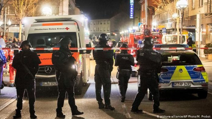 Ataque en Hanau
