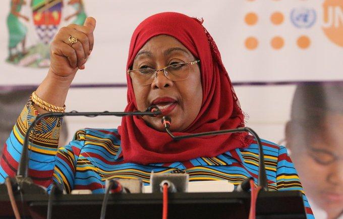 La musulmana Samia Suluhu Hassan se convierte en la primera presidenta de Tanzania