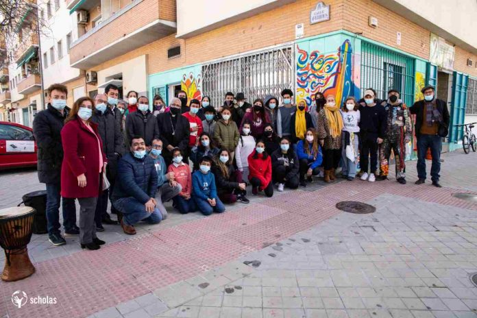 Acto interreligioso en Granada