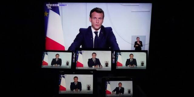 Macron criticado por su postura ante las religiones