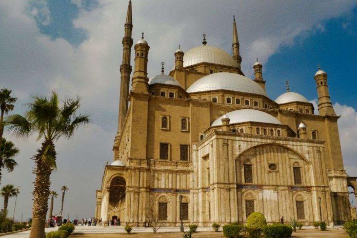 Mezquita de Muhammad Ali en El Cairo