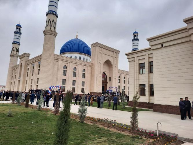 Mezquita uzbeka