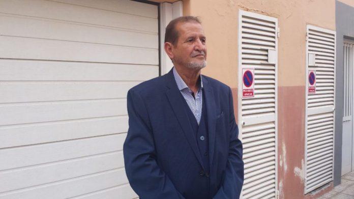 Ahmed Embarec, presidente de la Comunidad Musulmana de Granadilla de Abona