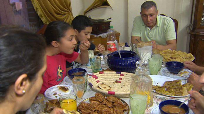 Comida de Ramadán