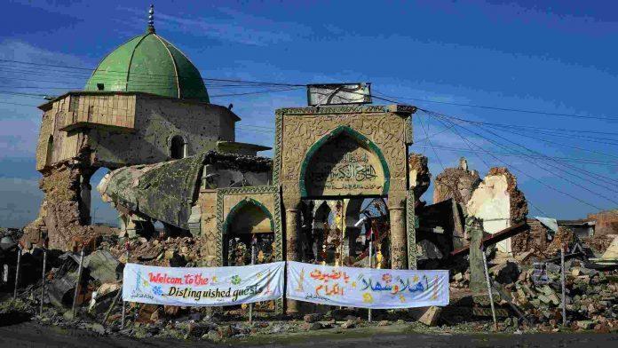 Mezquita Al Nuri de Mosul