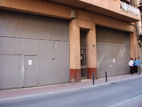 Mezquita de Lleida