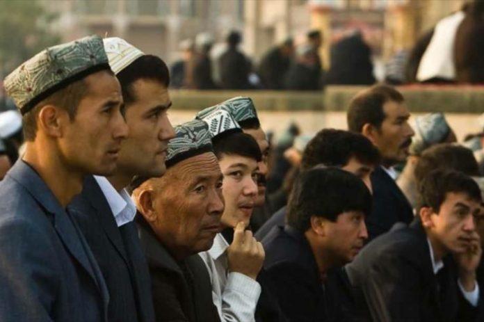 Musulmanes uigures
