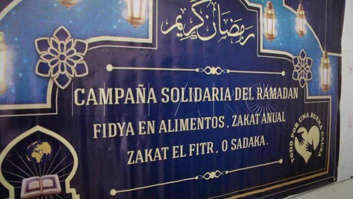 Campaña solidaria por Ramadán en Ceuta