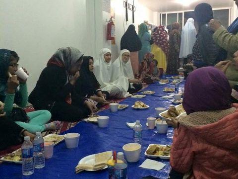 Estudiantes indonesios en México celebran el Ramadán