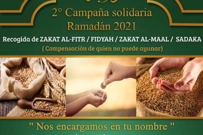 Campaña solidaria de Ramadán en Ceuta