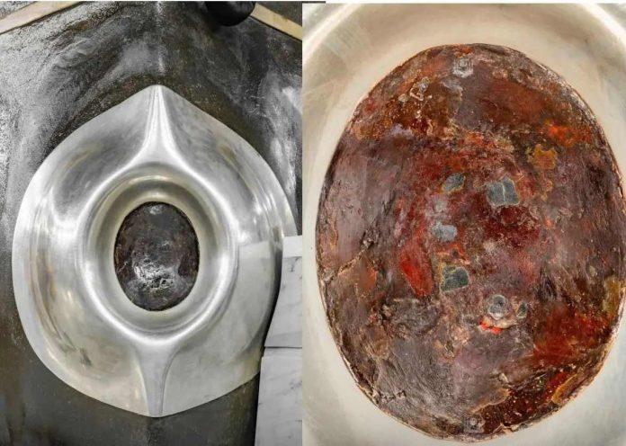 Nuevas imágenes de la Piedra Negra
