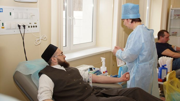 El Islam y la donación de sangre