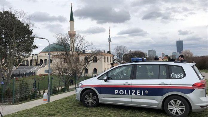 Mezquita central de Viena