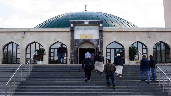 Mezquita de Viena