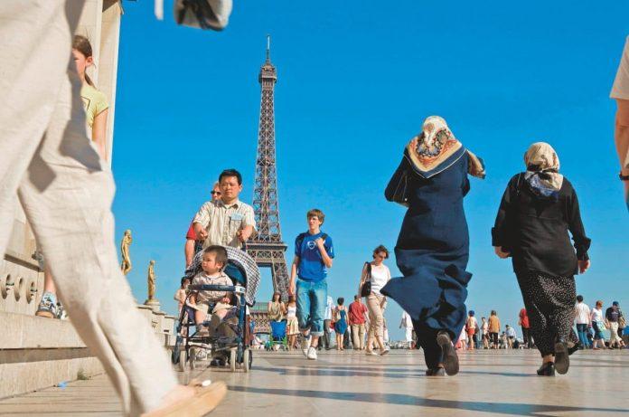 Musulmanes de Francia