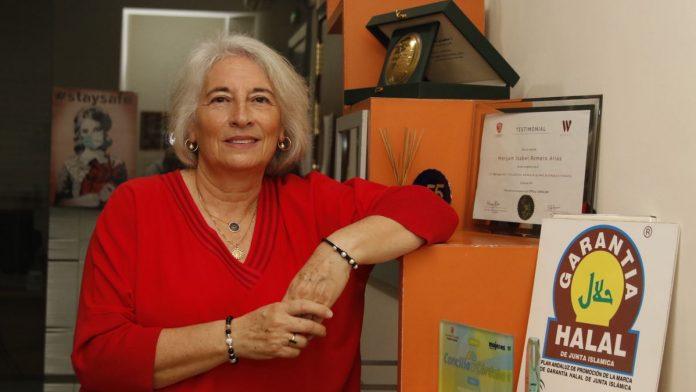 Isabel Romero Arias