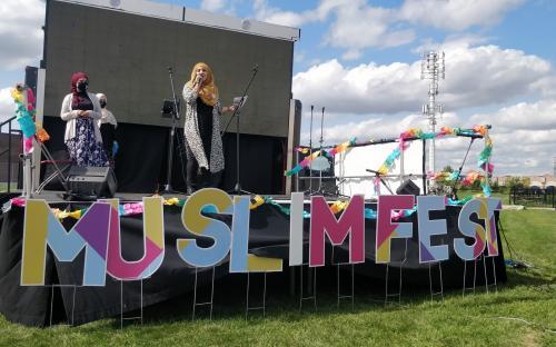 Muslimfest en 2020