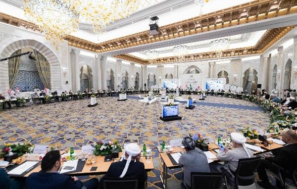 Reunión de musulmanes sunníes y shiíes de Iraq en La Meca