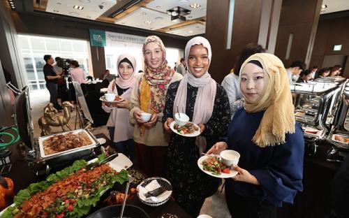 Semana de los Restaurantes Halal en Corea