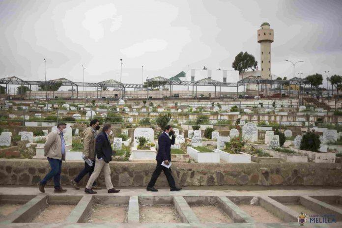 Cementerio musulmán de Melilla
