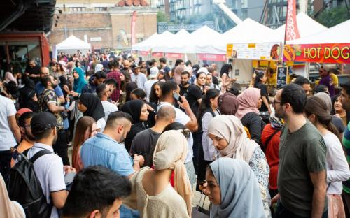 El Festival de Comida Halal de Londres abrirá sus puertas este mes