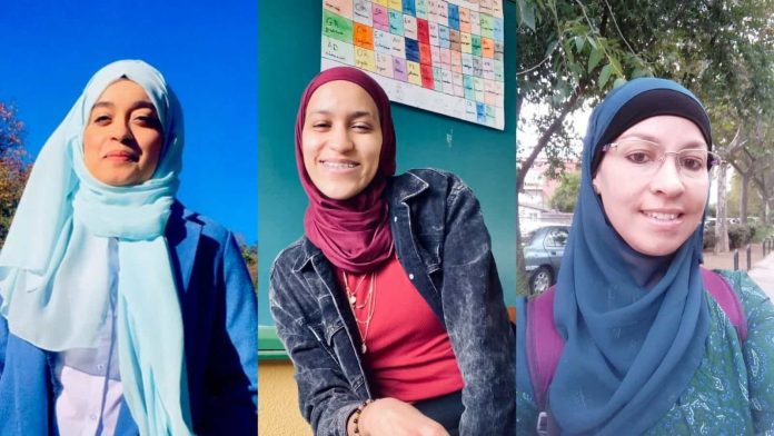 Las profesoras musulmanas de los colegios públicos españoles