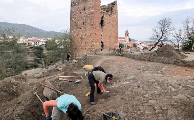 Encuentran una necrópolis musulmana de la época de Al Andalus en Jerez del Marquesado